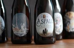 Label Designs for Aspall