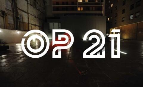 OP21 Branding Design