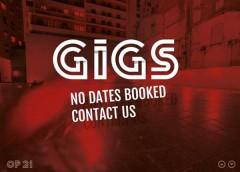 Gig Dates