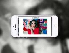 Online Portfolio on Mobile