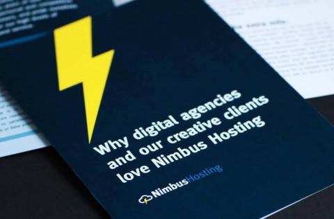 Nimbus Hosting Leaflets