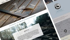 View Wright Bros. Brand Identity and Website