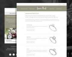 Ecommerce Page from Website