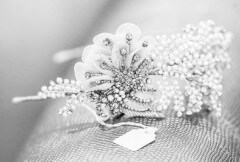 Image of a wedding accessory