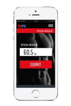 Weigh-in App