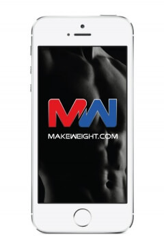 App Design for MakeWeight