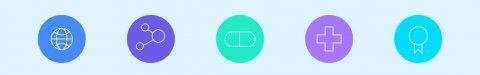 pharceutical-website-design-icons