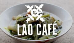 View Lao Café One Page Website Template