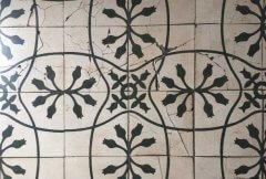 Floor tile from Vietnam