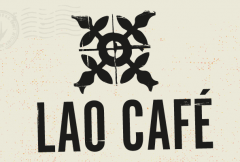 Lao Cafe logo